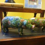 Hand Made Piggy Banks